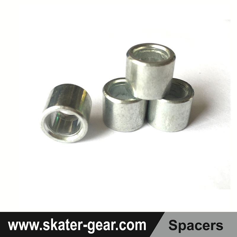 skateboard bearing spacer. skateboard bearing spacer
